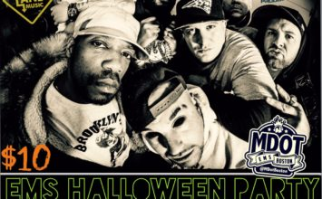 M-Dot & EMS Halloween Party (10-27-16)