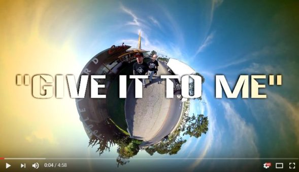 M-Dot – Give It To Me (360º Music Video)